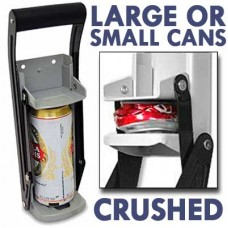 16oz Can Crusher for Recycling 500ml Large