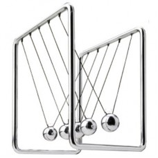 Newtons Cradle CHROME FRAME