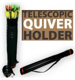 Quiver Holder - Extendable with Shoulder Strap