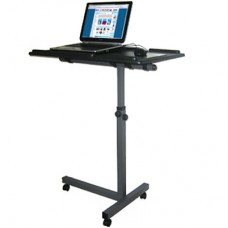 Exhibition Laptop Table - (Standing Table)