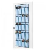 Hanging Shoe Organiser - Blue