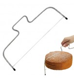 Cake Slicer - One Cutting Wire