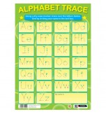 Sumbox Poster and Tube - Alphabet Trace