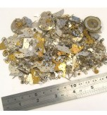 100G Assorted Watch Parts