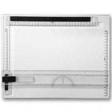 A4 Drawing Board - Deluxe Model