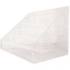 5 Tier Nail Varnish Acrylic Display Stand