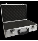 Universal Aluminium Flight Case 400x240x125mm