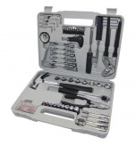 141Pc Tool Kit In Blow Moulded Case