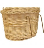 Wicker Bike Bicycle Basket