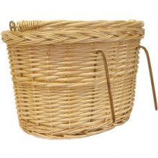 Wicker Bike Bicycle Basket