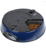 6 Meal - Automatic Pet Feeder - Dark Blue