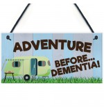 FOAM PLAQUE - 200X100 - Adventure Before Dementia