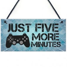 FP - 200X100 - Gaming Five More Minutes Light Blue PS