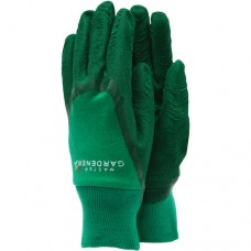 Master Gardener Green Ladies Gloves Small